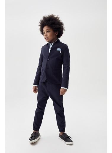 Nebbati Erkek Çocuk Lacivert Pantolon 20Fw0Nb3229 Lacivert